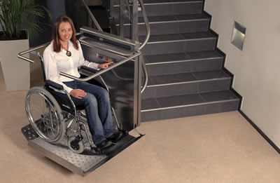Wheelchair Platform