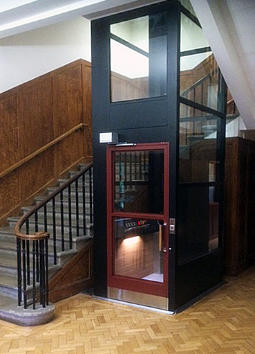MC2000 Platform Lift at Liverpool Hope University